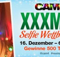 Mach mit beim XXXmas Selfie Wettbewerb