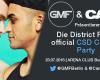 Cam4 auf der District Pride CSD Closing Party - Komm vorbei (23.7.2016)