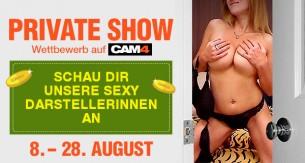 Schau dir jetzt unsere scharfen Private Show Wettbewerb Teilnehmer an!