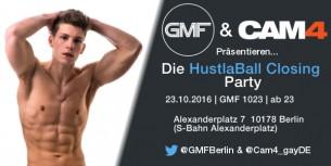 Komm mit uns zur HustlaBall Closing Party von GMF (Sonntag, den 23.10.2016)