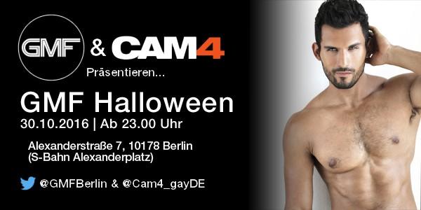 Komm mit uns zur GMF Halloween Party (Sonntag, den 30.10.2016)