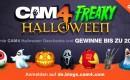 Gewinne 200$ beim Freaky Halloween Geschenke Wettbewerb