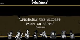 CAM4 ist am 26. November auf der gigantischen Wasteland Fetisch Party!