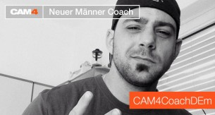 Ab sofort immer Montags & Donnerstags: Cam Boy Coachings auf CAM4