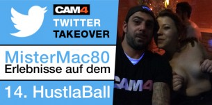 MisterMac berichtet vom 14. HustlaBall im KitKat Club Berlin