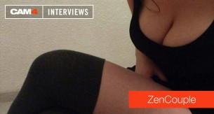Exklusiv Interview mit dem Web Cam Paar CoupleZen