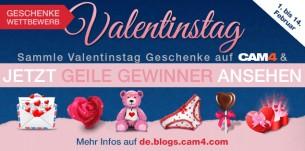 Die Gewinner vom Sexy Valentinstags Geschenke Wettbewerb sind da
