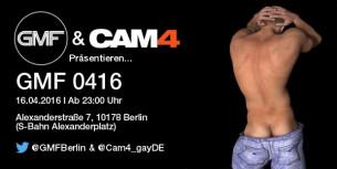 Komm mit uns zur GMF Eastersunday Party in Berlin (Sonntag, den 16.04.2017)