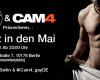 Tanz mit uns in den Mai auf der GMF Party in Berlin (Sonntag, den 30.04.2017)