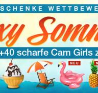 Die Sexy Sommer Geschenke Wettbewerb Cam Girls sind da