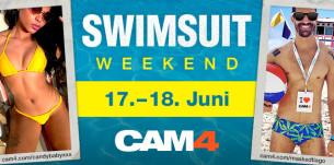 Swimsuit Weekend: Verpasse unter keinen Umständen diese feuchten Teilnehmer