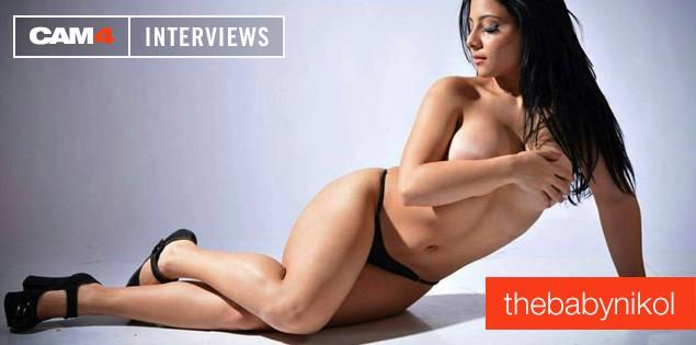 Interview mit sexy Latina TheBabyNikol (erst 19 Jahre alt)