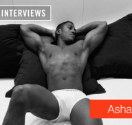 Interview mit bisexuellem Ebony Boy AshantyEA7