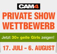 Die Private Show Wettbewerb Cam Girls sind da