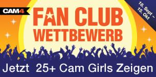 Diese geilen 25+ Cam Girls wollen, dass du ihrem Fan Club beitrittst