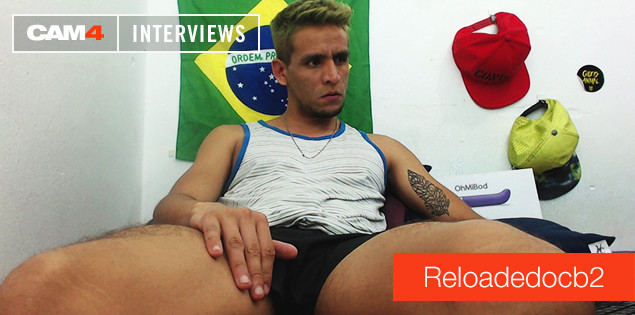 Interview mit dem Sexy Latino Camboy: Reloadedocb2