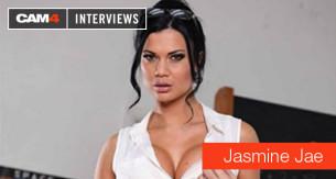 Jasmine Jae: ein Pornostar im Cam4 Interview