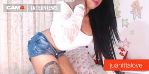 Latina Juanittalove im Heißen Cam4 Interview