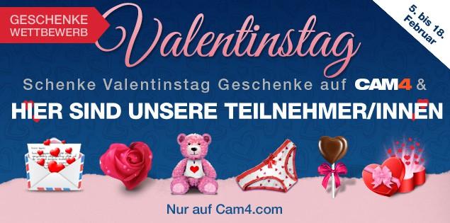 Besuche unsere Teilnehmer am Valentinstag Geschenke Wettbewerb