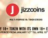 Kryptowährung ist sexy: Kaufe JizzCoins und bekomme 100 GRATIS Coins