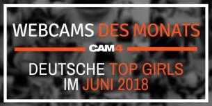 Top 5 Camgirls des Monats – Juni!