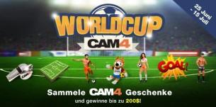 Teilnehmerliste World Cup Geschenkewettbewerb 25.06.-15.07.2018