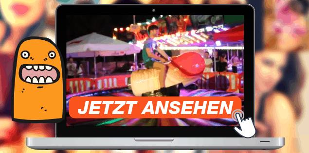 Penis Reiten? – Mit MisterMac auf der Sexy Cologne