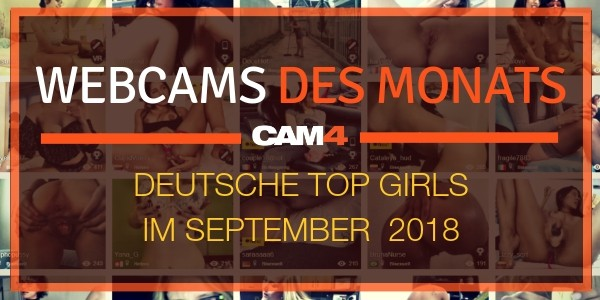 Top 5 Camgirls des Monats – September!