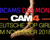Top 5 Camgirls des Monats - November!