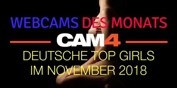Top 5 Camgirls des Monats – November!