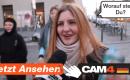 Worauf stehen die Deutschen (Straßenumfrage)