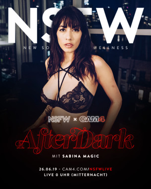 AfterDark mit Sabina Magic