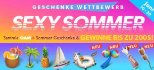 Die Gewinner des Sexy Sommer Geschenke Wettbewerb