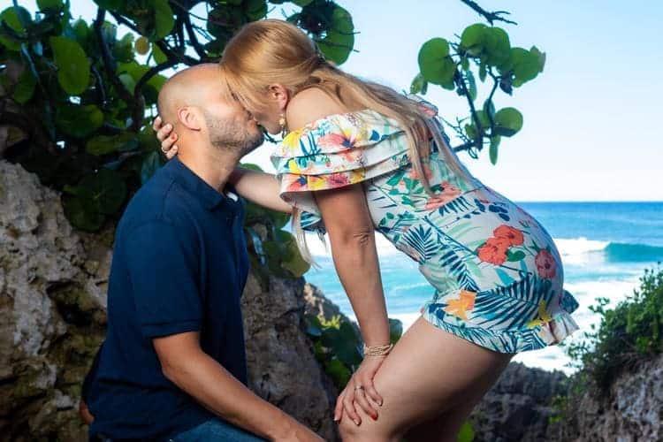 Sex an der Küste